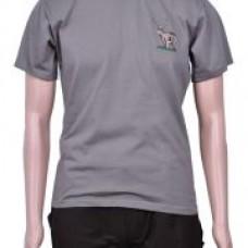 Тениска с бродерия елен