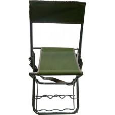 Сгъваемо столче с метална конструкция
