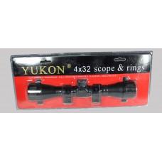 YUKON 4x32