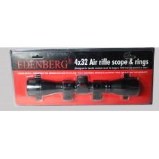 EDENBERG 4x32