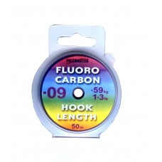 Fluorocarbon Hooklength 0.07mm